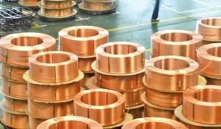 上半年我国十种有色金属产量2834万吨,同比增长4.3%