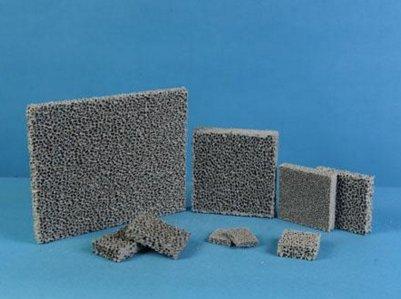 碳化硅泡沫陶瓷的制备及应用