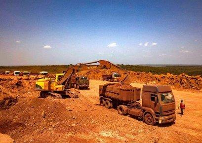 2019年1-5月份几内亚出口铝土矿累计2910万吨