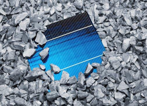隆基股份签下76亿元多晶硅原材料采购大单