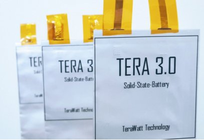 SF Motors旗下电池部门推新固态电池 能量密度破纪录或取代锂电池