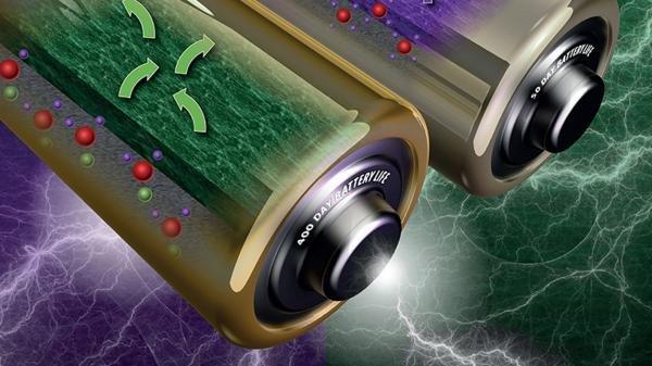我国学者攻克固态锂电池电极-电解质瓶颈