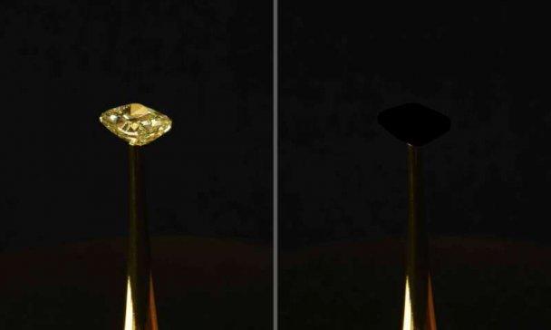 比最黑还要黑10倍的材料诞生了!可吸收99.995%入射光