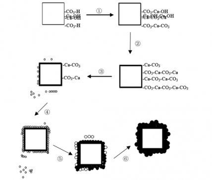 矿物粉体表面纳米化修饰技术及其在碳酸钙中的应用