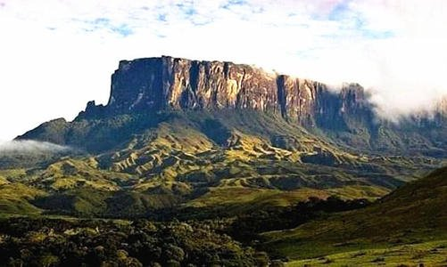 南美洲矿产资源全景图