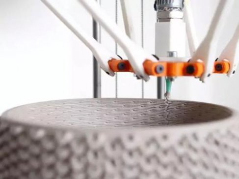 一张图了解3D打印材料及6种典型工艺