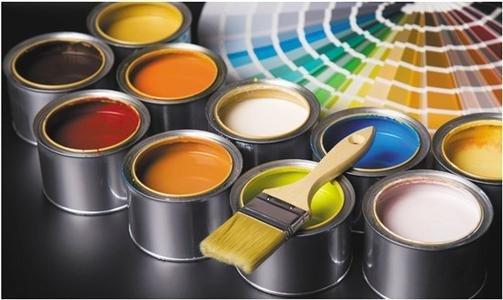 涂料产业链全景图