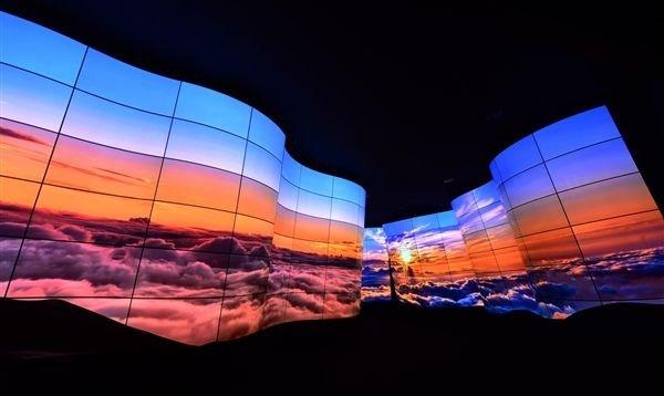 韩国全北大学开发出柔性OLED用防反射补偿膜
