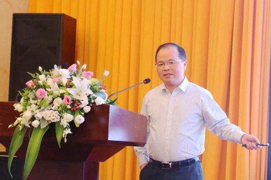 第十二届全国颗粒测试学术会议在杭举行 真理光学首席科学家张福根博士出席