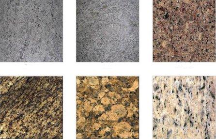 带你了解不同品种的花岗岩