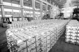 电解铝产业链全景图