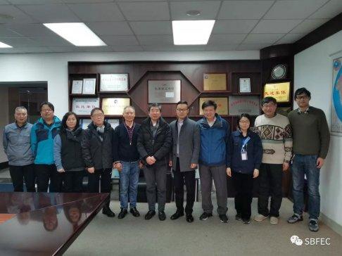 上海袋配与东华大学合作产学研联盟计划项目通过验收