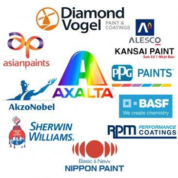 世界十大油漆涂料品牌公司2019年度报告