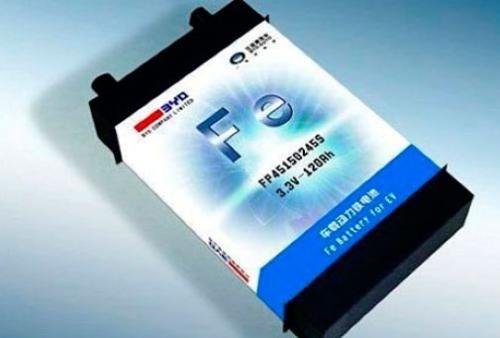 新能源锂电池制造商比亚迪发债100亿获证监会批准