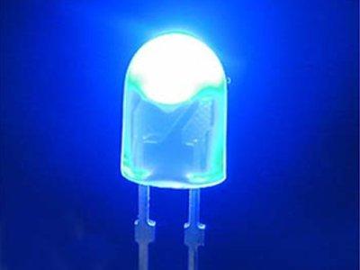 韩国研究发现新型LED材料,可取代氮化镓生产蓝光LED