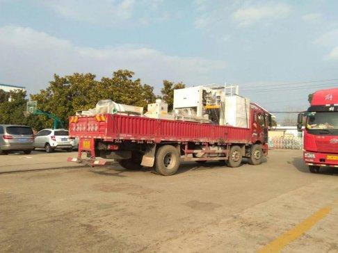 枣庄三维全自动包装机  助力石英砂企业减时增效