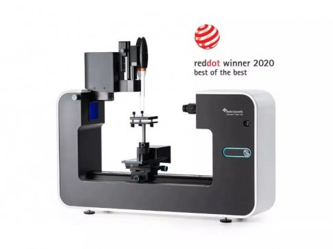 重磅 | Biolin接触角分析仪荣获2020年红点至尊奖