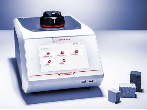 更简洁,更准确!安东帕康塔真密度及开闭孔率分析仪Ultrapyc系列全新上市