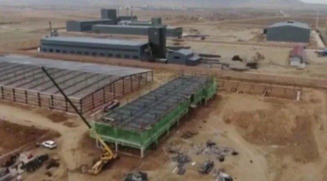 兴和县做大做强高岭土产业,每年可加工高纯高岭土50万吨
