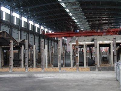 绿色发展进行时天全福鞍锂电池负极材料项目投产