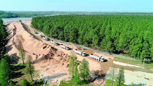 北京与张家口签署绿色砂石骨料基地建设合作备忘录