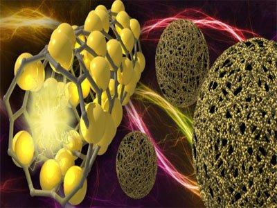 美国研发多孔硅微球比石墨多存储10倍电荷 制成高性能锂离子电池