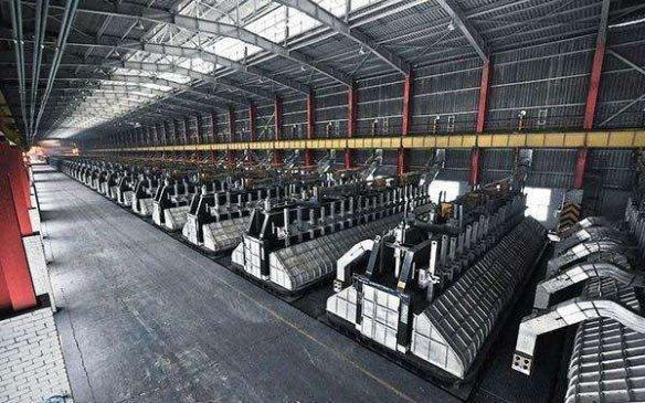 5月SMM中国电解铝及氧化铝产能产量数据