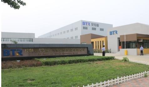 贝特瑞精选层挂牌过会 拟募资20亿扩产正负极材料项目