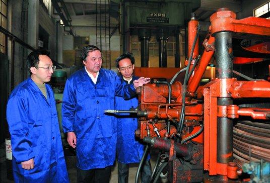 新晋院士系列 赵阳升:把创新成果融入采矿工程领域