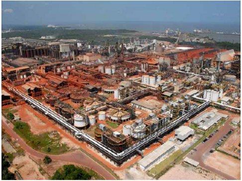 海德鲁Paragominas铝土矿因断电停产 或将减产10万吨氧化铝
