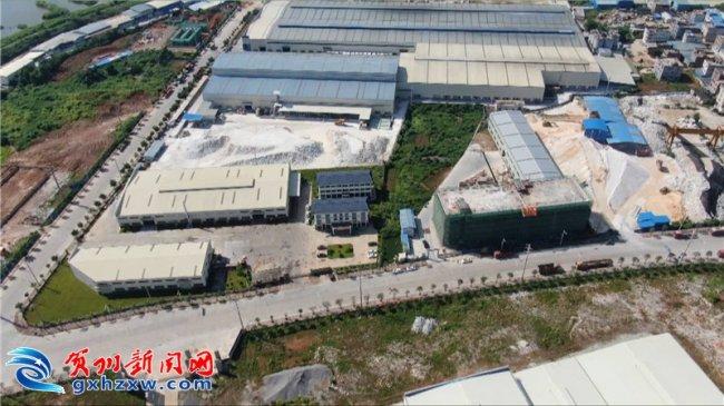 贺州:不断延伸碳酸钙产业链助推经济高质量发展