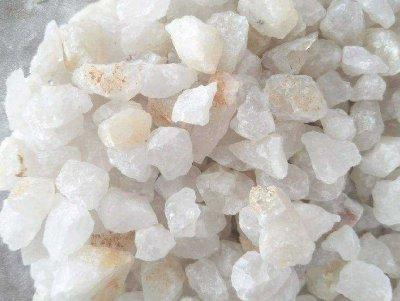 我国粉石英矿床特征、资源分布及其应用概况
