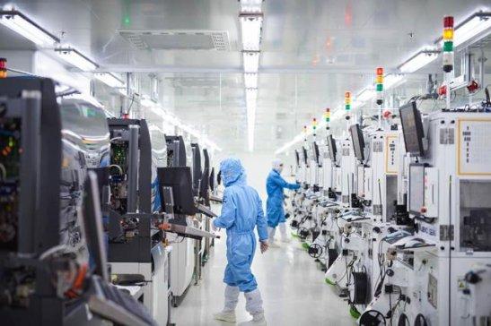 项目总投资120亿!中国第一座12英寸车规级晶圆厂落户上海临港新片区