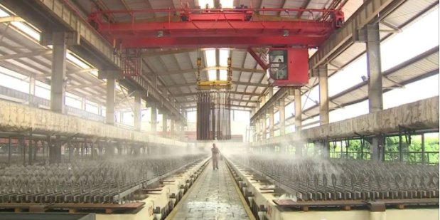来宾打造产业集群 稳住经济基本盘