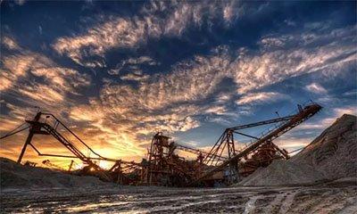 前7个月采矿业利润总额降幅略有收窄