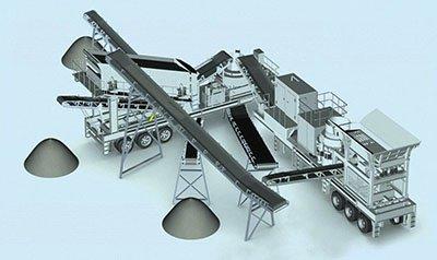 浙江省将建千万吨级大型机制砂石生产基地