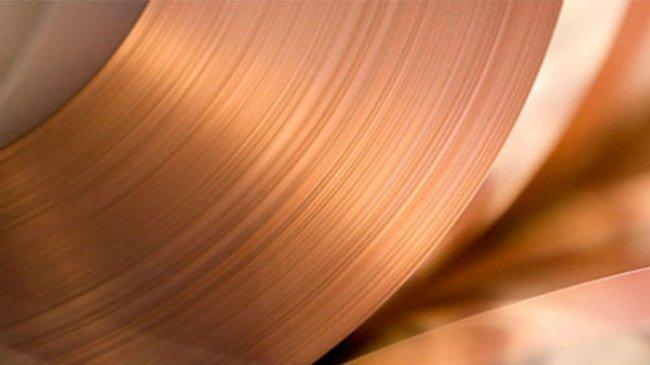 锂电池原材料铜箔供需失衡,需求缺口较大