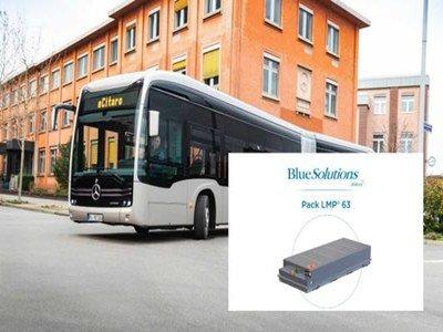奔驰采用BlueSolutions全固态电池,固态电池有市场了?