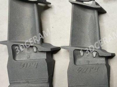 3D打印航发镍基高温合金叶片陶瓷型芯将规模应用,3DCERAM与乌克兰伊夫琴科合作