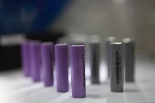 一张图了解单晶三元正极材料的制备及应用