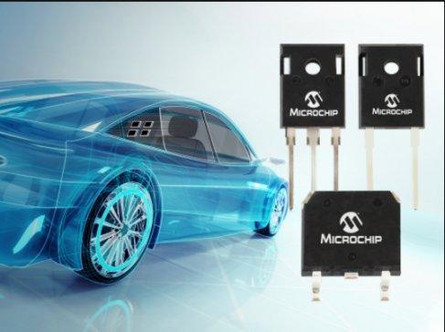 Microchip推出最新一代汽车用700 和 1200V 碳化硅(SiC)肖特基势垒二极管(SBD)