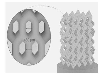 Skoltech基于SLA打印陶瓷骨植入物