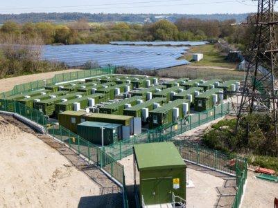 Zenobe Energy公司获得投资并计划部署500MWh电池储能系统