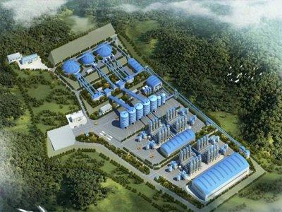总投资105亿元,广西扶绥桂民投碳酸钙全产业链精深加工项目开工