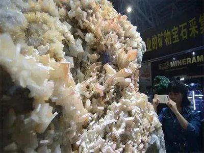 中国持续出口美国大量重晶石,现在中国还有多少重晶石?