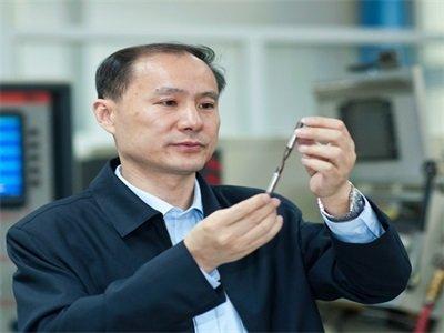难熔金属粉末冶金和铝合金领域专家:聂祚仁院士