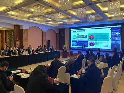 碳酸钙产业碳中和技术研讨交流会在奇台县举行