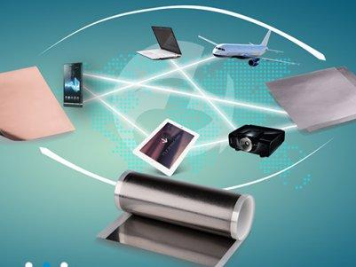 制备技术升级迭代,石墨烯导热膜迎来发展热潮