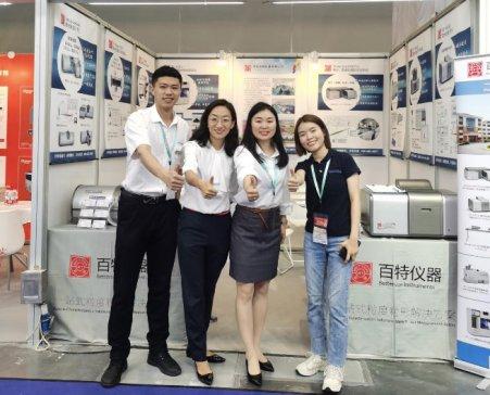 新时代·新动力·永续创新—百特携全系列仪器亮相CHINAPLAS国际橡塑展