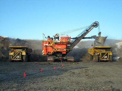 一季度采矿业利润总额同比增长77.1%
